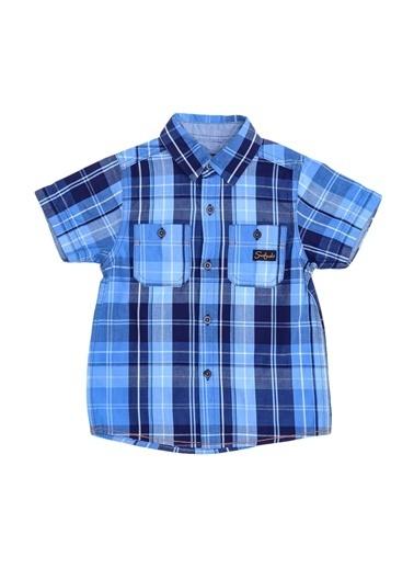 Losan Gömlek Mavi